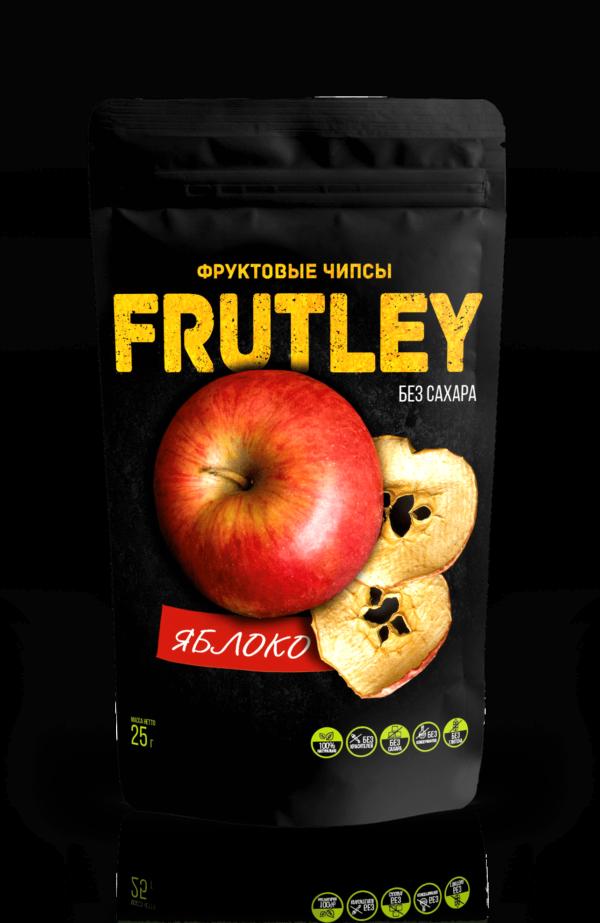 Фруктовые чипсы из яблока