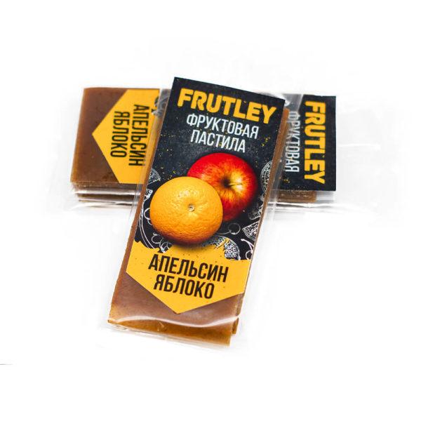 """Фруктовая пастила """"Яблоко-Апельсин"""" FRUTLEY"""
